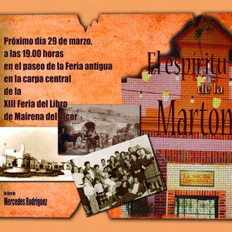 Presentación de «El espíritu de La Martona»