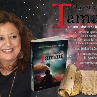 Presentación libro «El rescate de Tamait o una historia inacabada» en Sevilla