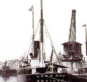El barco (abuela María, diez años de su muerte)
