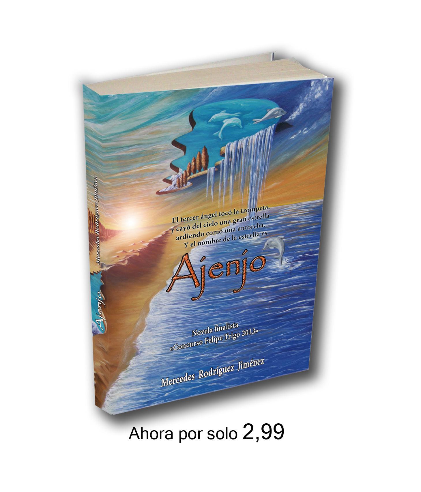 Compra mi libro Ajenjo