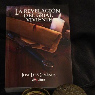 """""""La revelación del Grial viviente"""" un libro imprescindible"""