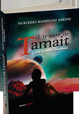 Compra mi libro El rescate de Tamait